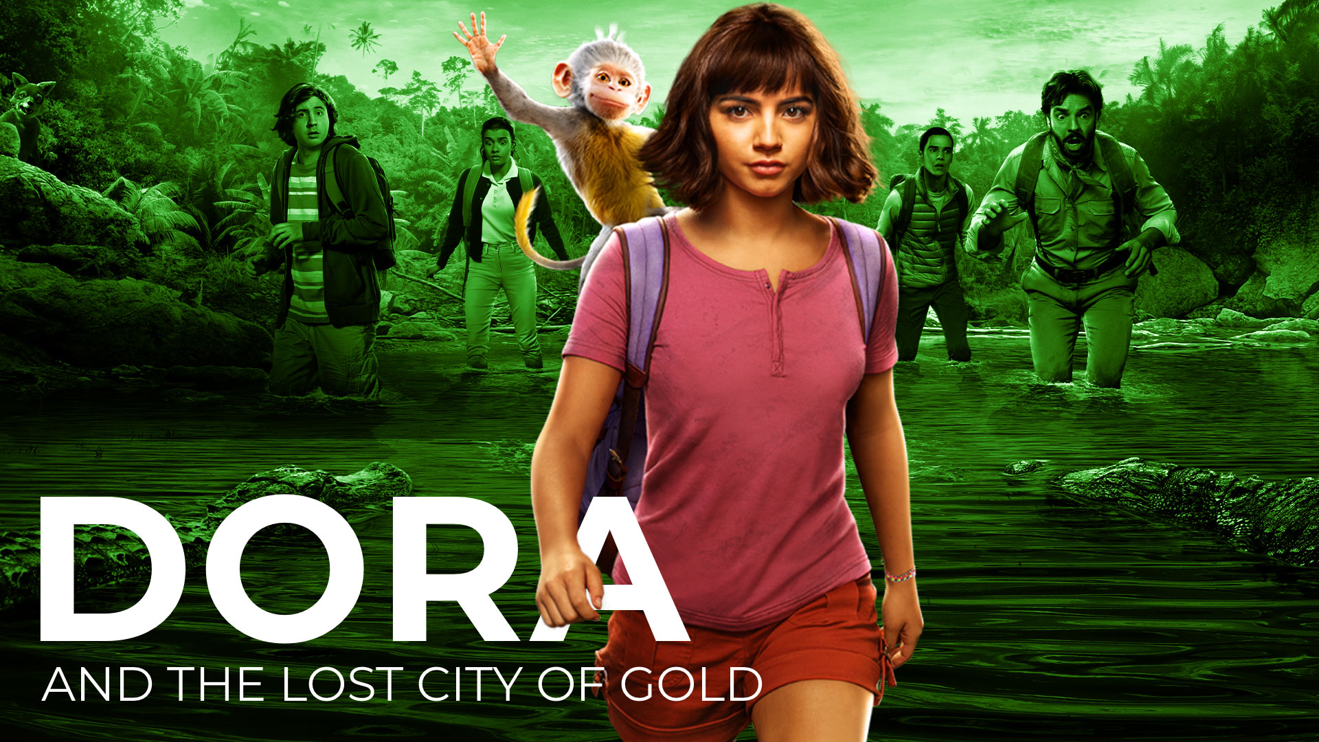 Pixelleration Dora And The Lost City Of Gold