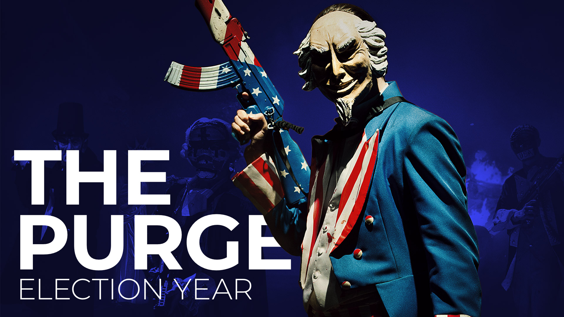 Pixelleration The Purge Election Year